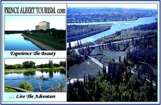 Prince Albert Tourism dot com