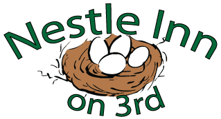 Nestle Inn on 3rd Logo
